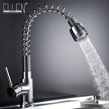 kitchen delta kitchen faucets one hole kitchen faucet best pull