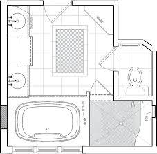 master bathroom floor plans bathroom design plans plan endearing