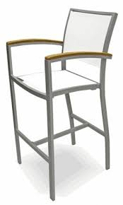 impressive outdoor restaurant bar stools counter height bar