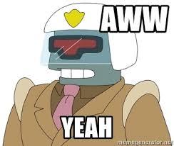 Aww Yeah Meme Generator - aww yeah futurama cop url meme generator