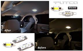 universal led dome lights by putco