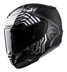 motorcycle helmets these star wars motorcycle helmets will protect you on trench runs