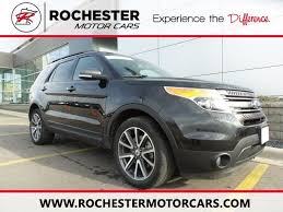 ford explorer package 2015 ford explorer xlt appearance package n rochester mn 9287145