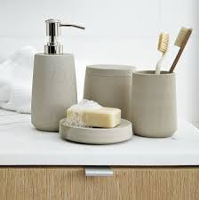 designer bathroom accessories collection in designer bathroom sets and a modern home needs with
