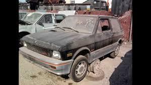 car junkyard netherlands 1988 junkyard yugo gvx black youtube