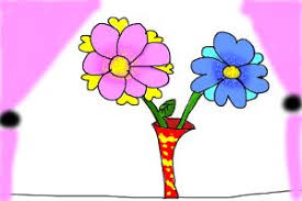 Draw A Flower Vase How To Draw A Vase Drawingnow
