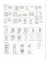 Standard Size Of Kitchen Cabinets Cabinets Top 76 Stylish Kitchen Cabinet Standard Dimensions