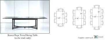 dining room table sizes standard size of dining chair furniture sizes standard table sizes