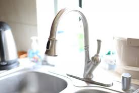 Delta Savile Kitchen Faucet Happy New Year Eating Richly