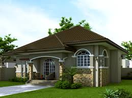 house designs contemporary single storey house plan home design
