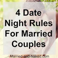 For Married Couples 4 Date For Married Couples Married And