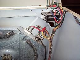 how to take apart frigidaire and white westinghouse dryers