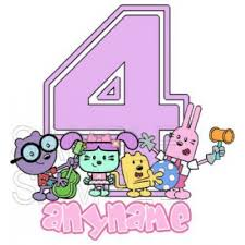 wow wow wubbzy 12 personalized