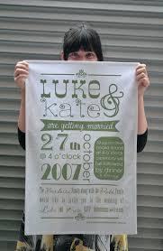 wedding invitations queensland 23 best tea towel wedding invitations images on tea