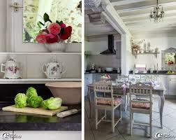 decoration cuisine ancienne decoration maison shabby chic avec cuisine style cagne