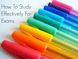 study skills how to study in college and high for exams