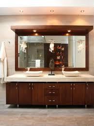 Clearance Bathroom Vanities by Vanities Design Element Contemporary Wall Mount Double Sink