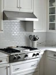 Kitchen Subway Tile Backsplashes Subway Tile Backsplash Photo Kitchen Subway Tiles Are Back White