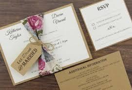 diy wedding invitations kits custom wedding invitation kits diy projects craft ideas how to s