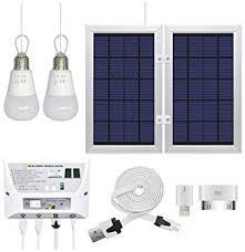 indoor solar lights amazon portable solar power mobile lighting system home emergency lights