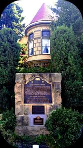 file winchester mystery house dedication plaque jpg wikimedia