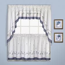 kitchen curtains kitchen curtains gingham check border