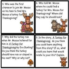 turkey for thanksgiving interactive read aloud lesson plans and
