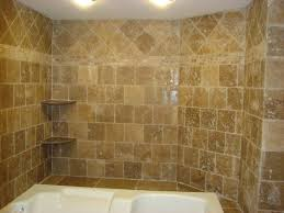 travertine tile shower ideas best house design popular tile