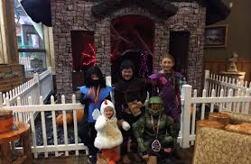 indoor halloween activities for seattle kids