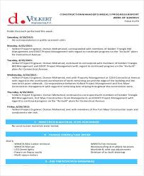monitoring visit report template 16 sle construction report free sle exle format