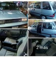 1989 nissan stanza camioneta nissan stanza 5 puertas carros en venta san salvador