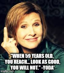 Carrie Meme - carrie fisher rocks memes imgflip
