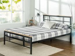 Platform Bed Canada Zinus Metal Wood Platform Bed Walmart Canada
