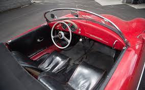 porsche 356 speedster 1954 porsche 356 speedster signal red interior 2 1920x1200