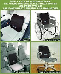xb back u0026 lumbar cushion xtreme comforts