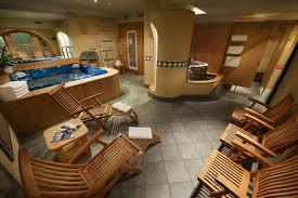 bormio wellness centre and gymnasium of the hotel larice bianco