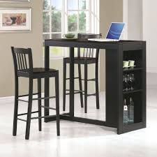 bar height dining table bench bar height kitchen table with bench