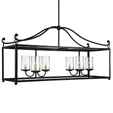 Forged Chandeliers Feiss Declaration 6 Light Antique Forged Iron Chandelier With