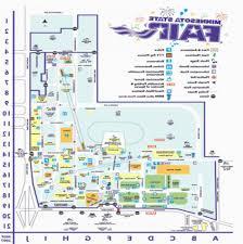 State Fair Mn Map State Fair Map Mn Map A Walk