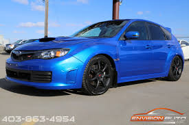 2010 subaru impreza wrx sti u2013 custom built engine u2013 only 90kms