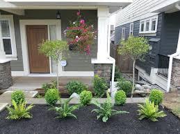 Modern Front Garden Design Ideas Simple Front Yard Landscape Garden Design With Front Yard