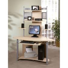Corner Computer Tower Desk Upgrade Your Basic Desk With This Modern Computer Tower From