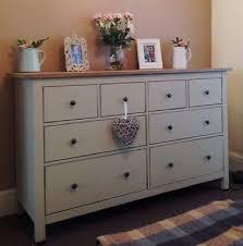 Ikea Furniture Bedroom Hemnes Ikea Hack Annie Sloan Versailles Wooden Top For The