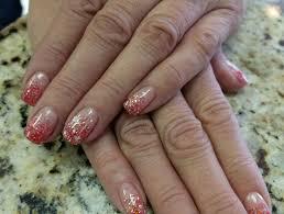 solar nails calgary nails pedicures and
