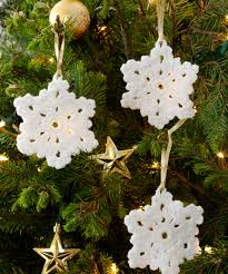 snowflake ornament crochet pattern