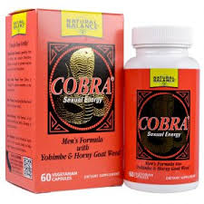 cobra sexual energy reviews 2018 update is it safe and effective