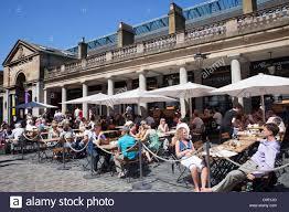 family restaurants covent garden alfresco dining covent garden london stock photos u0026 alfresco