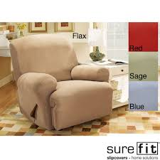 decorating chic surefit in olive for inspiring recliner cover ideas