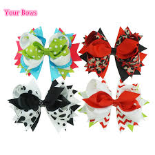 kids hair accessories 1pc 5 5 inches kids hair accessories hair bows headbands girl