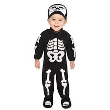skeleton costume baby skeleton costume ebay